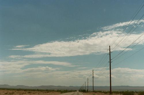 Pylônes du désert