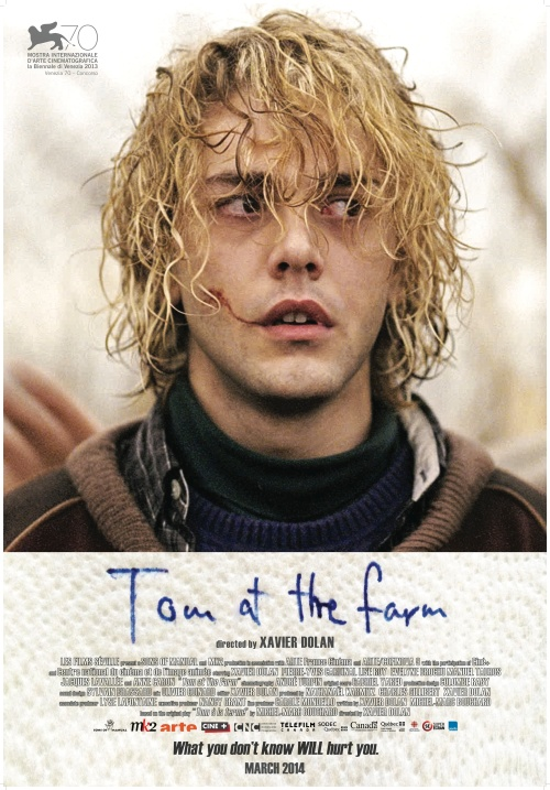 Tom at The Farm - Quebec poster